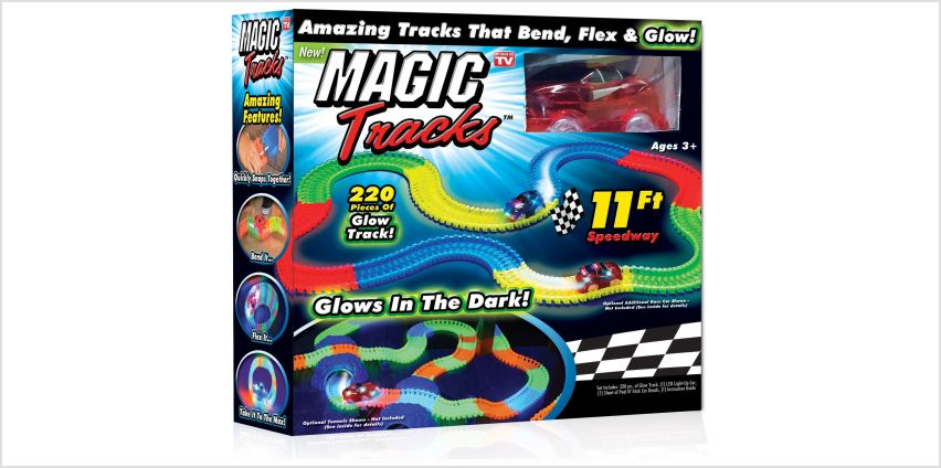 Magic Tracks Starter Set from Argos