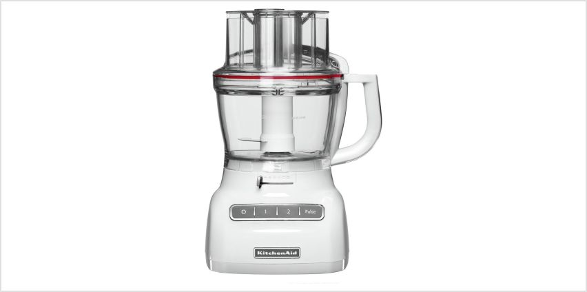 KitchenAid Classic Food Processor - White from Argos