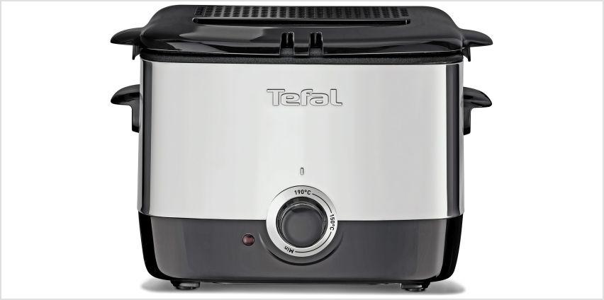 Tefal FF220040 Pro Mini Fryer - Stainless Steel. from Argos