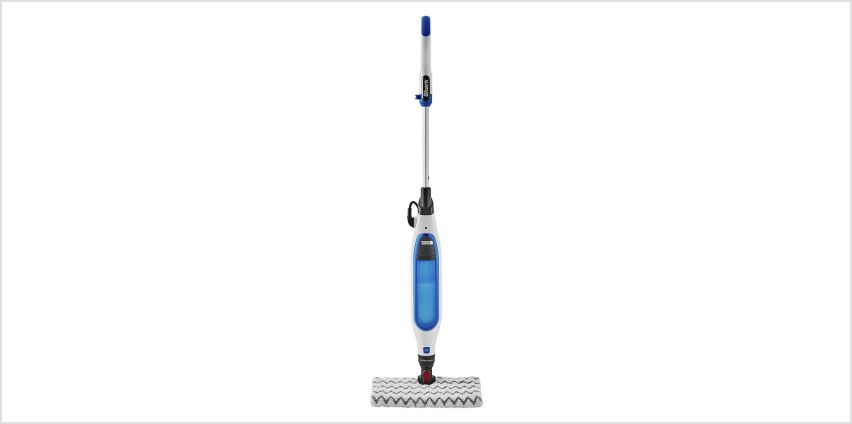 Shark Klik n' Flip S6001UK Pocket Steam Mop from Argos