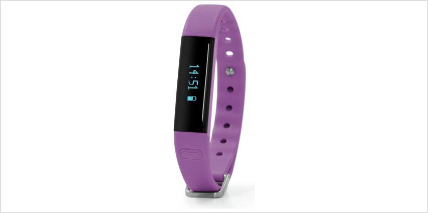 Nuband Activ +2 Slim Fitness Tracker - Purple from Argos