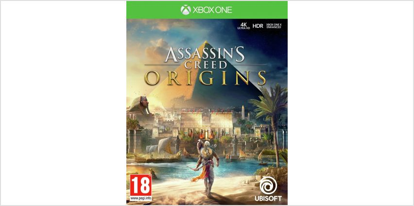 Assassin's Creed Origins Xbox One Game. from Argos