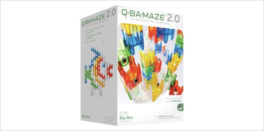 Mindware Q-Ba-Maze Big Box. from Argos