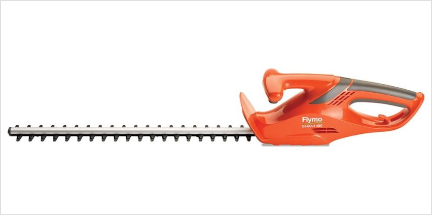 Flymo EasiCut 460 45cm Corded Hedge Trimmer - 450W from Argos