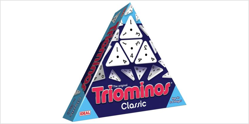 Ideal Classic Triominos Game from Argos