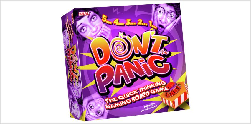 Ideal Don't Panic Game from Argos