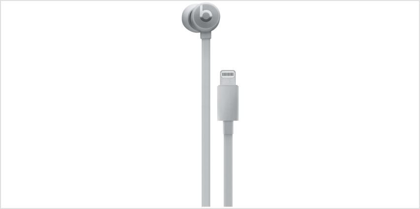 urBeats3 In-Ear Headphones with Lightning Connector - Silv from Argos