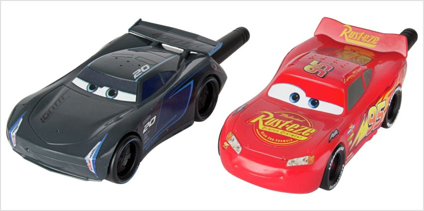 Cars 3 Jackson and McQueen Walkie Talkies from Argos