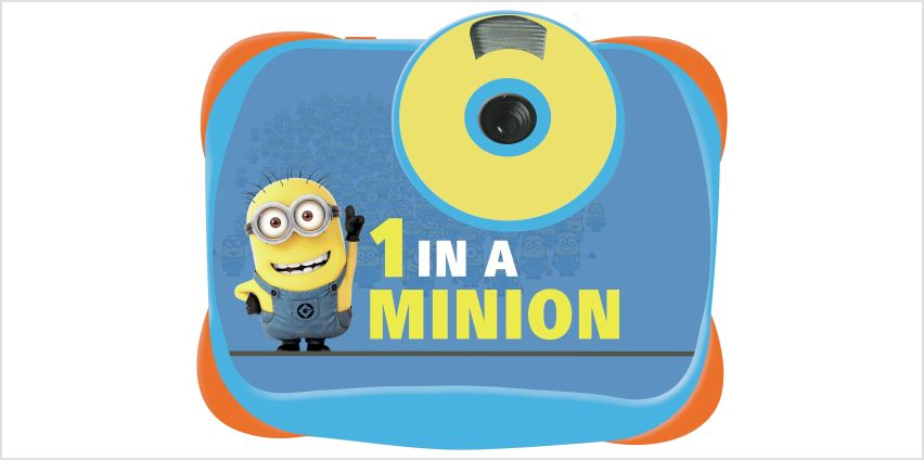 Despicable Me 5 MP Digital Camera with Flash. from Argos