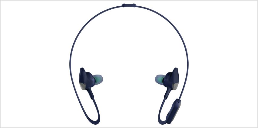 Fitbit Flyer Headphones - Nightfall Blue from Argos