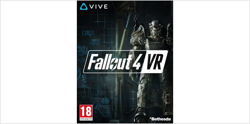 Fallout 4 VR PC Game from Argos