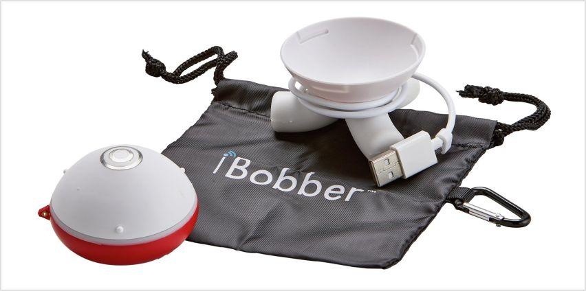 Reel Sonar iBobber Castable Bluetooth Fish Finder from Argos