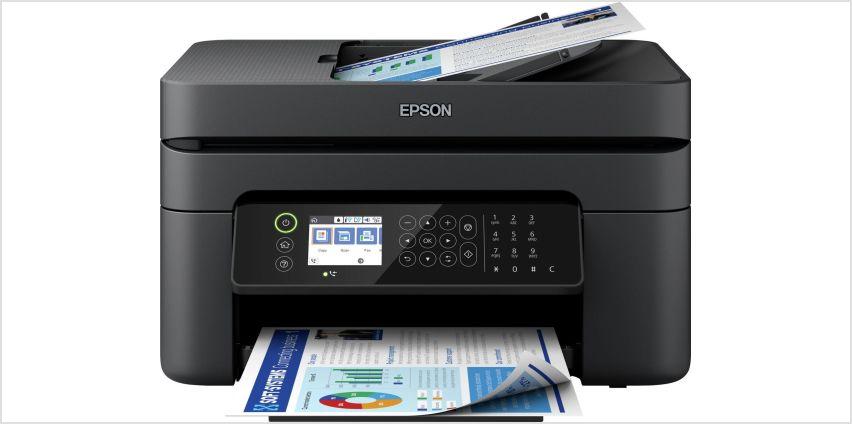 Epson WorkForce 2850 Wireless Inkjet Printer from Argos