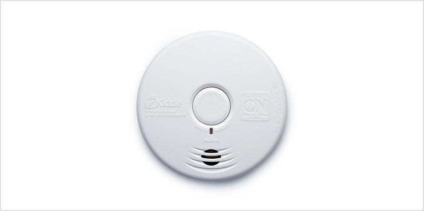 Kidde 10 Year Smoke and Carbon Monoxide Kitchen Alarm from Argos
