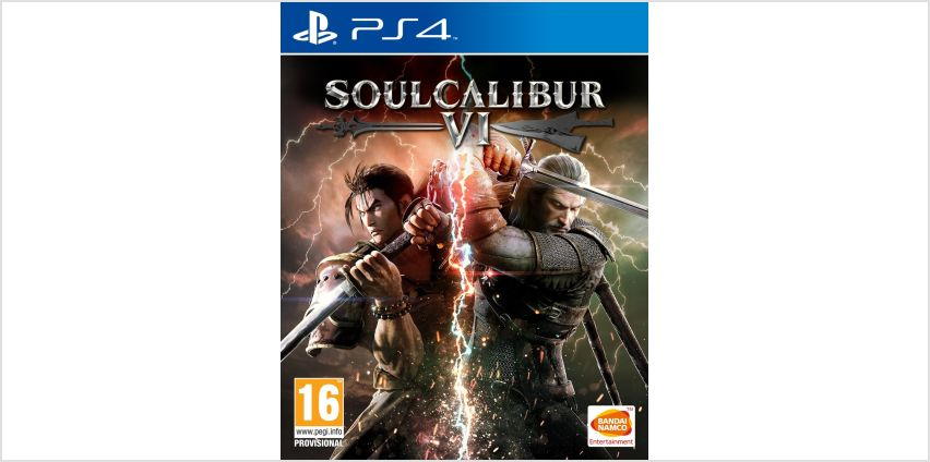 Soulcalibur VI PS4 Game from Argos