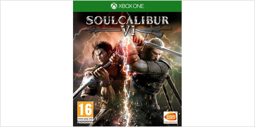Soulcalibur VI Xbox One Game from Argos