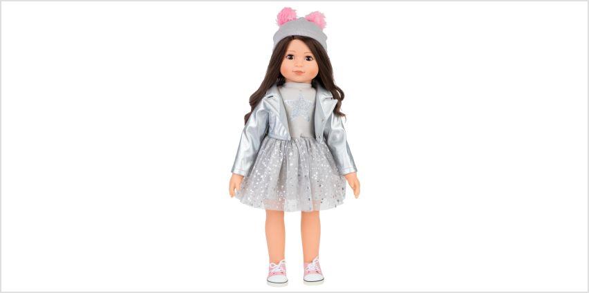 Designafriend Best Friend Mila Doll - 26inch/68cm from Argos