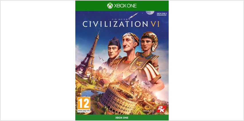 Civilization VI Xbox One Game from Argos