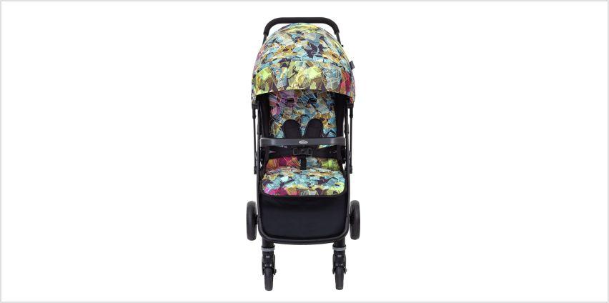 Graco Breaze Lite Compact Stroller from Argos