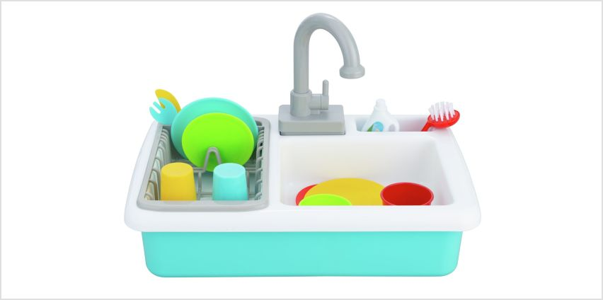 Chad Valley Role Play Sink Set from Argos