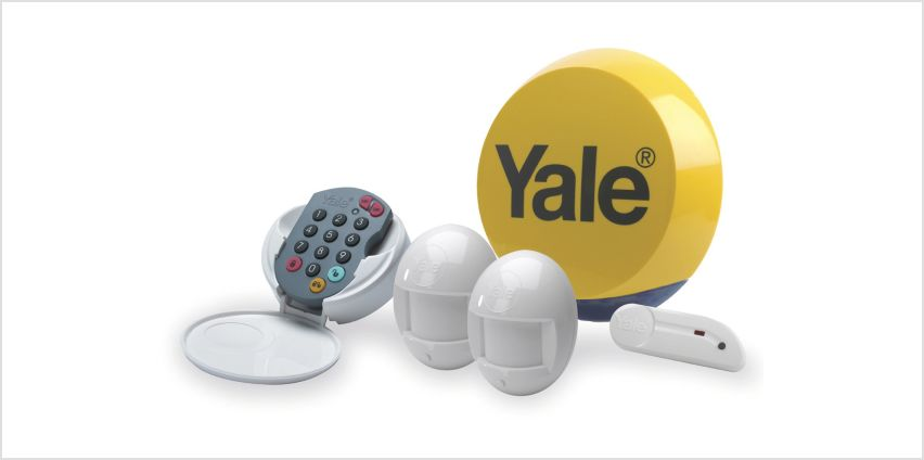 Yale HSA Essentials Alarm Kit  from Argos