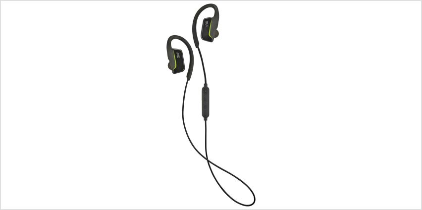 JVC HA-EC30BT Wireless In-Ear Sports Headphones- Black from Argos