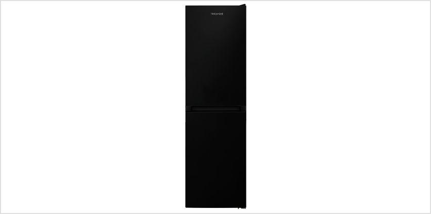 Hotpoint HBNF55181B Fridge Freezer - Black from Argos