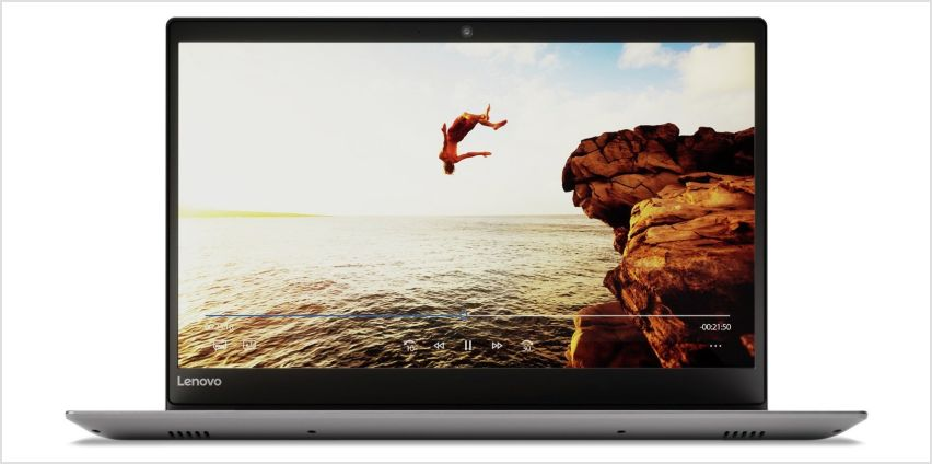 Lenovo IdeaPad 320S 15.6 Inch AMD A6 4GB 1TB Laptop - Grey from Argos