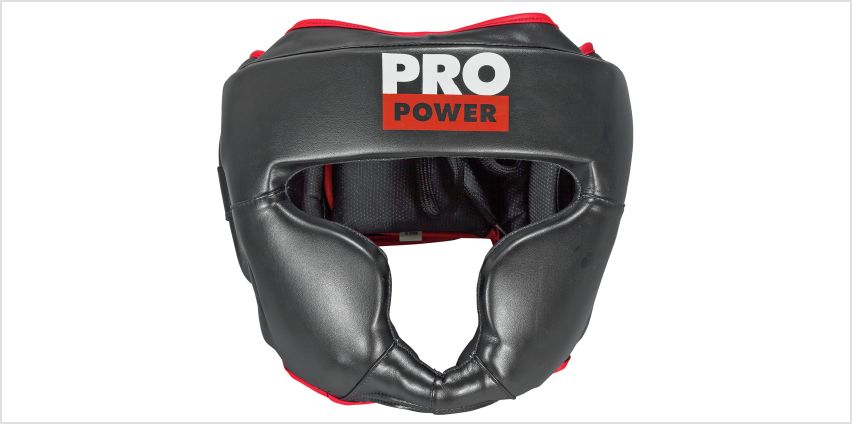 Pro Power Head Guard from Argos