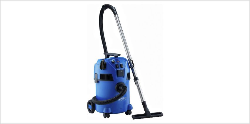 Nilfisk Multi II 22T Wet and Dry Vacuum from Argos