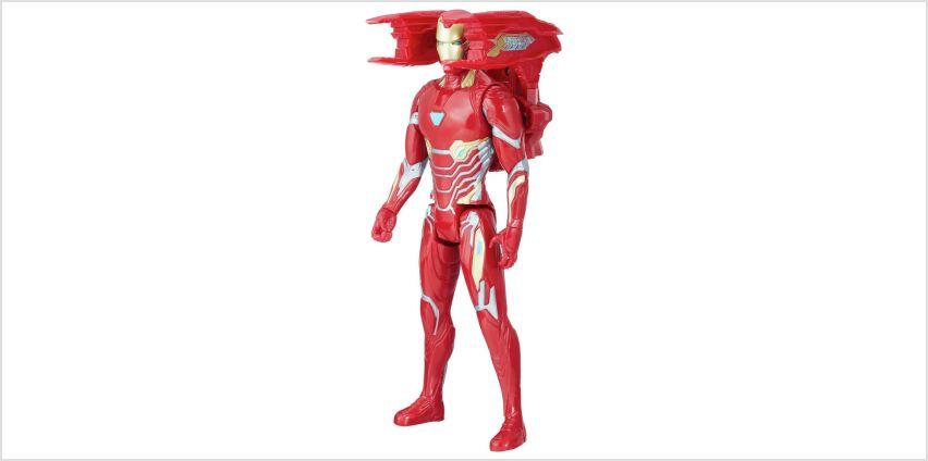 Marvel Infinity War Titan Hero Power FX Iron Man from Argos