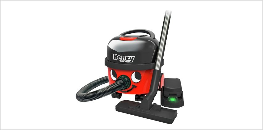 Henry HVB160/1 Bagged Cordless Cylinder Vacuum Cleaner from Argos