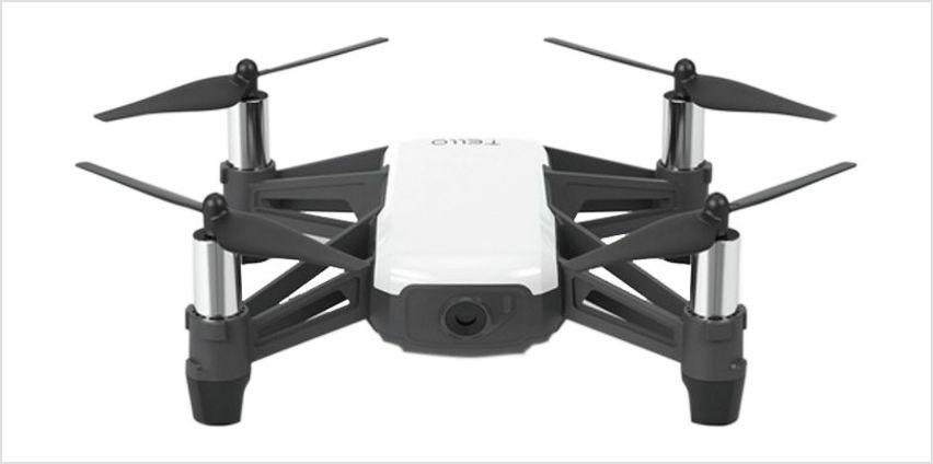 Ryze Tello Drone Powered by DJI from Argos