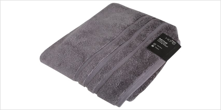 Sainsbury's Home Modal Hand Towel - Charcoal from Argos
