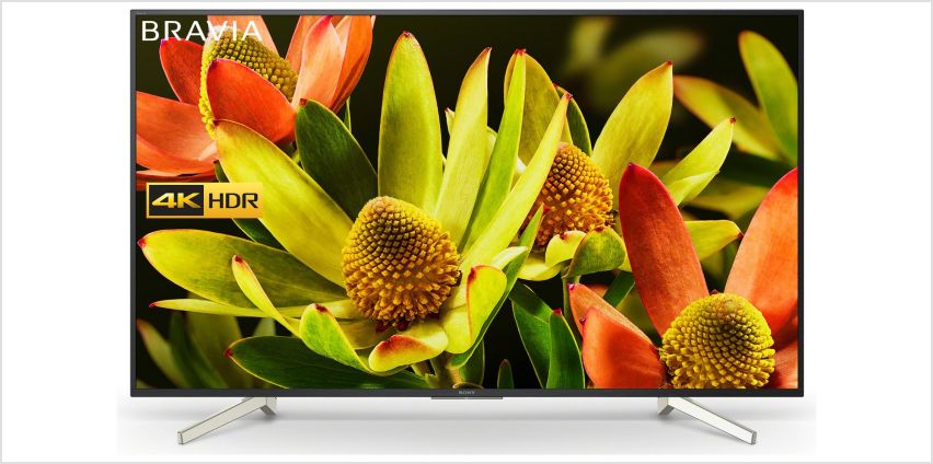 Sony 60 Inch KD60XF8305BU Smart 4K Ultra HD TV with HDR from Argos