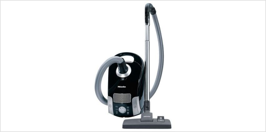 Miele C1 Compact Powerline Bagged Cylinder Vacuum Cleaner from Argos