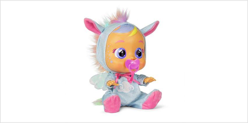 Cry Babies Jenna Doll from Argos