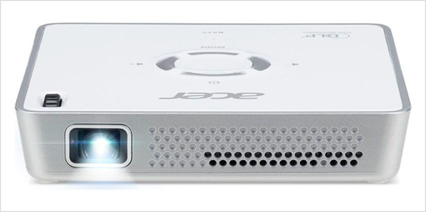 Acer C101 Portable LED Projector with Tripod from Argos
