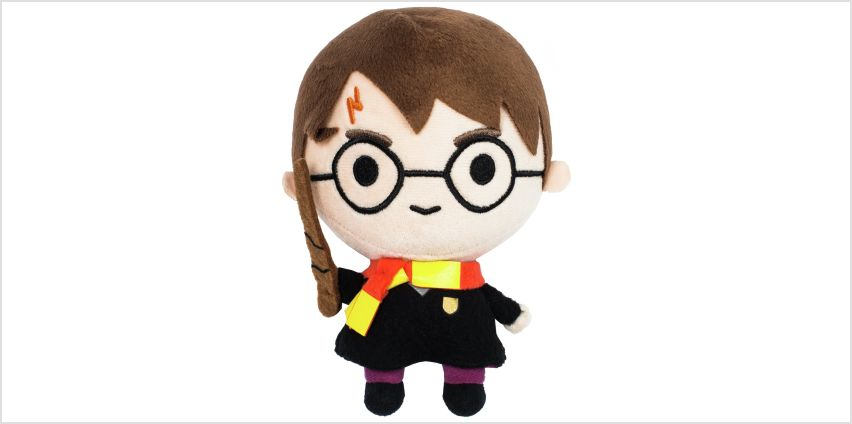 Harry Potter 6 inch Soft Toy Assortment from Argos