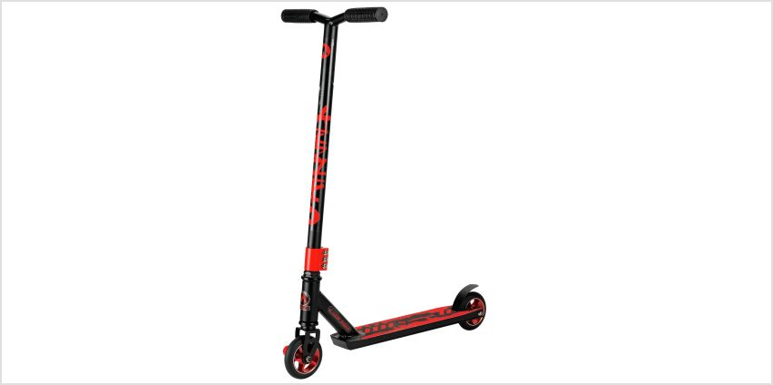 Airwalk Low Rider Stunt Scooter - Red/Black from Argos