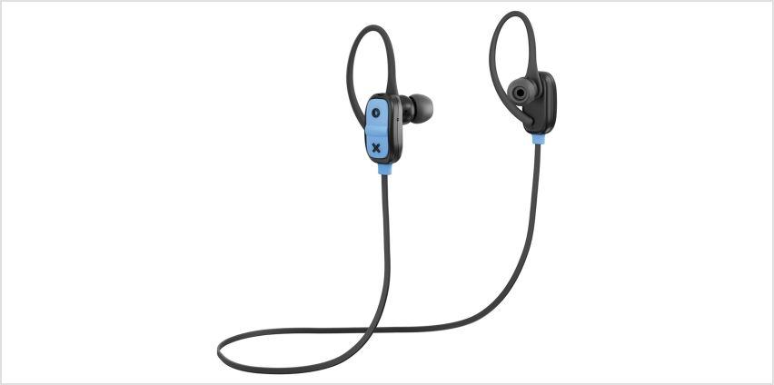 JAM Live Large In-Ear Bluetooth Headphones - Black from Argos