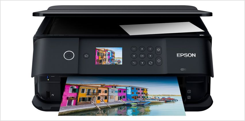 Epson Expression Premium XP-6000 All-in-One Wireless Printer from Argos
