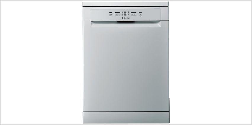 Hotpoint Aquarius HFC2B19SVUK Dishwasher - Silver from Argos
