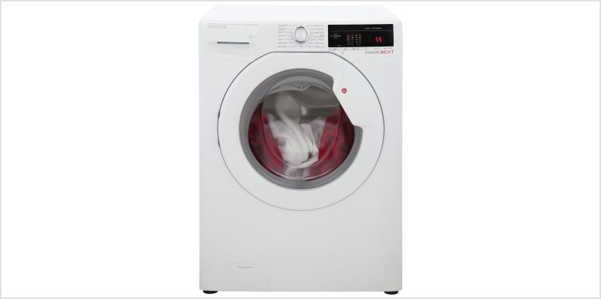 Hoover DLOA4103 10KG 1400 Spin A+++ Washing Machine - White from Argos