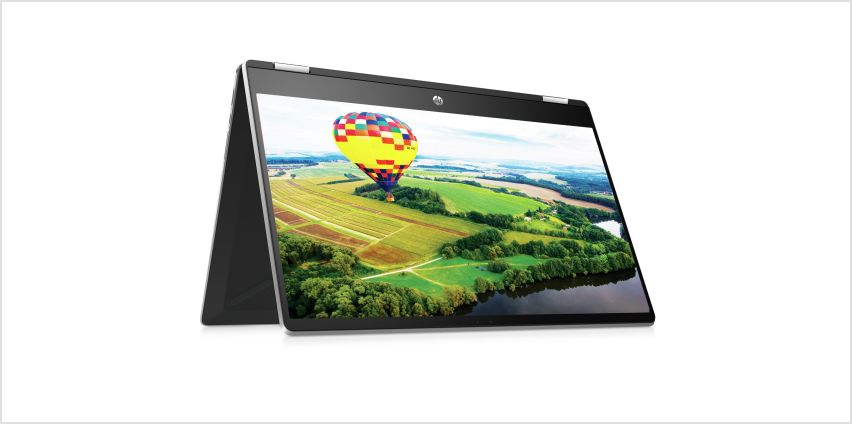 HP Pavilion x360 15.6 Inch i3 8GB 1TB Laptop - Silver from Argos