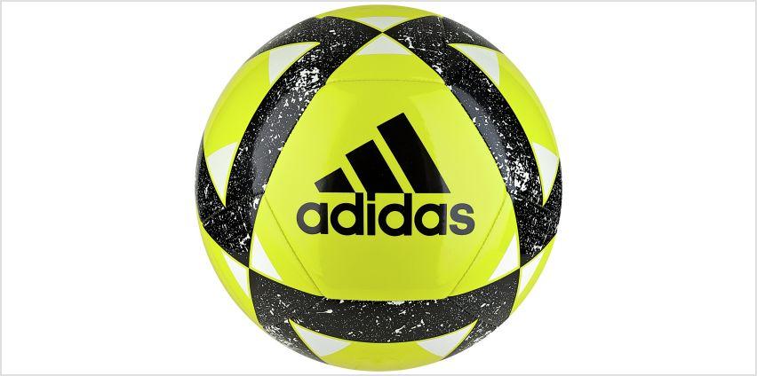 Adidas Starlancer V Size 5 Football from Argos
