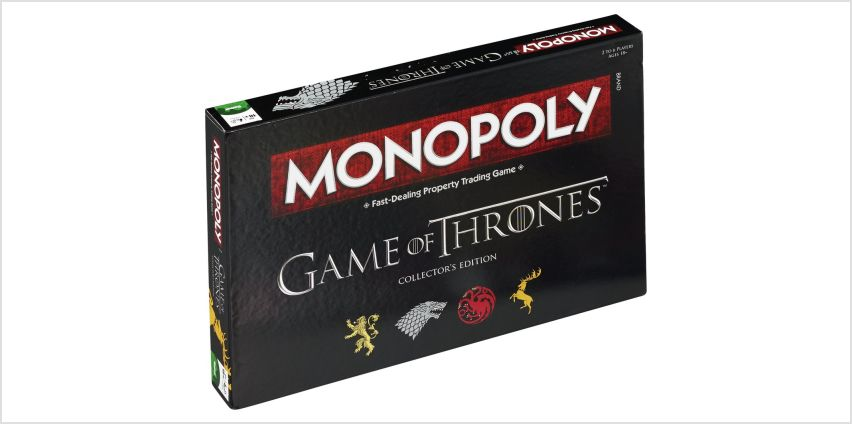 Game of Thrones Monopoly from Argos