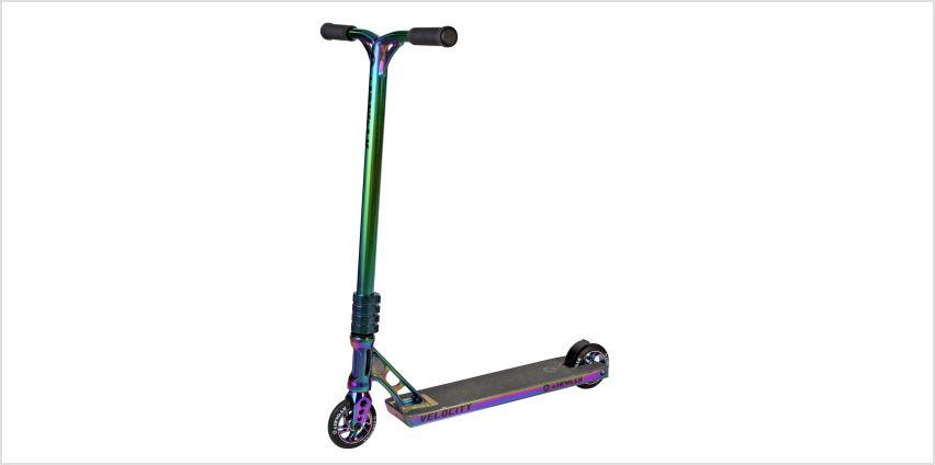 Airwalk Velocity Rider Stunt Scooter from Argos