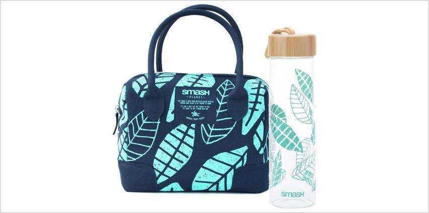 Smash Planet Leaf Lunchbag from Argos