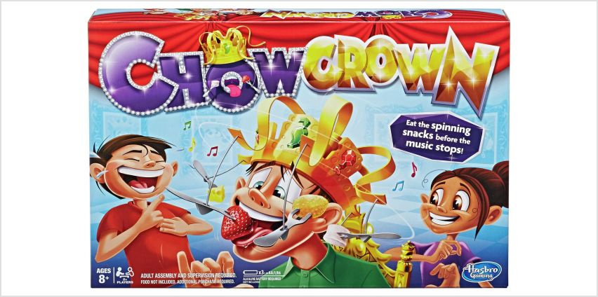 Chow Crown from Hasbro Gaming from Argos
